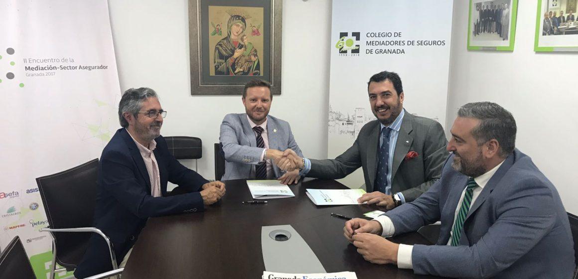 AXA Seguros patrocinará la Beca de Estudios al alumno con mejor expediente académico del Curso Superior de Seguros