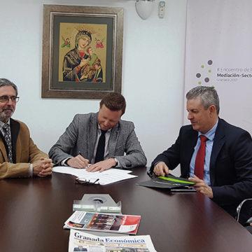CASER y el Colegio de Mediadores de Seguros de Granada unen fuerzas