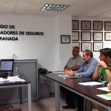 Pablo Wesolowski forma a los colegiados sobre la RC profesional y la nueva ley de distribución de seguros