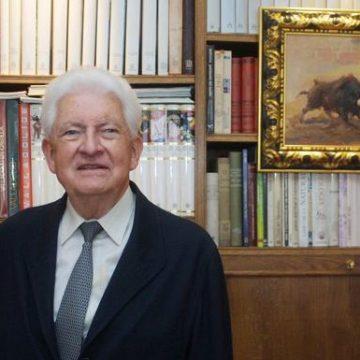 Fallece José Luis Mosquera, primer presidente del Consejo General de Mediadores de Seguros