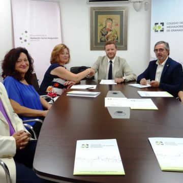 Redecon, nuevo proveedor del Colegio de Mediadores de Seguros de Granada