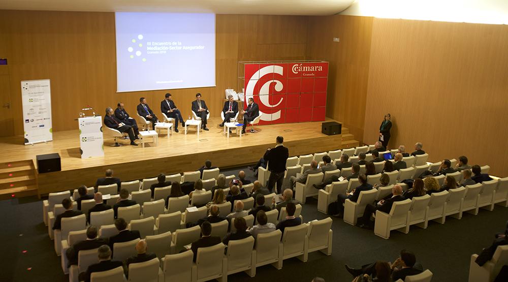 Granada se convierte en el epicentro del sector seguros con la celebración del III Encuentro de la Mediación – Sector Asegurador