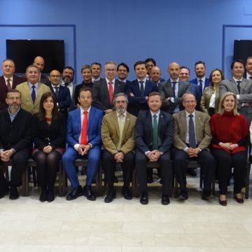 Éxito de la 3ª reunión de trabajo del Foro Permanente del Sector Asegurador de Granada