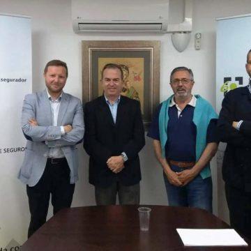 El Colegio de Mediadores de Seguros de Granada y SOS International acuerdan establecer un protocolo de colaboración