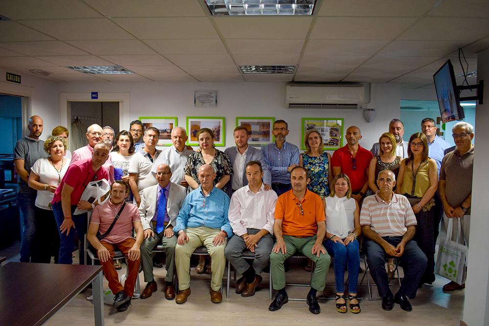 asamblea general - foto de grupo