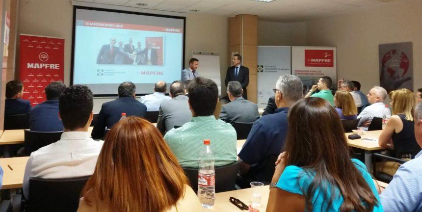 MAPFRE celebra su XVI Foro de Encuentros Sectorialescon el apoyo del Colegio de Mediadores de Seguros deGranada