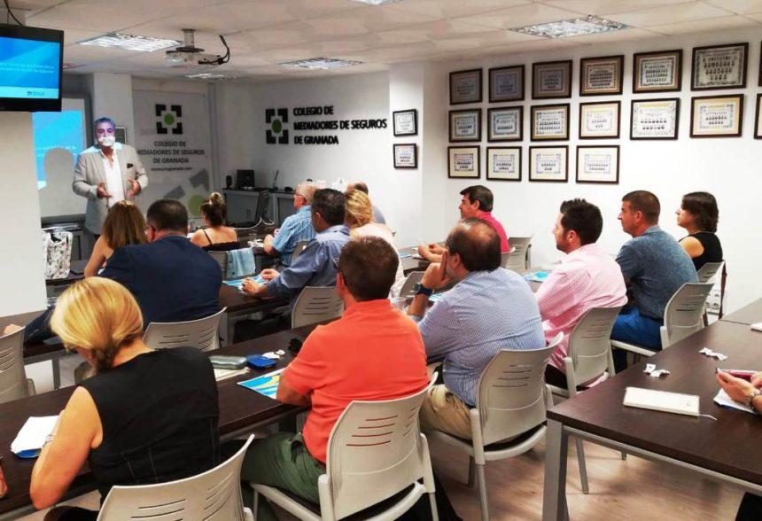 Mediadores de Seguros de Granada se forman junto a Reale en técnicas de Neuro-Venta