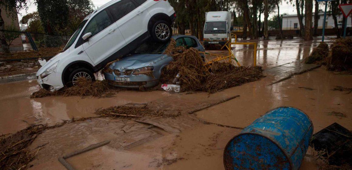 Los Mediadores de Seguros de Andalucía informan a los afectados por las inundaciones sobre la reclamación de daños