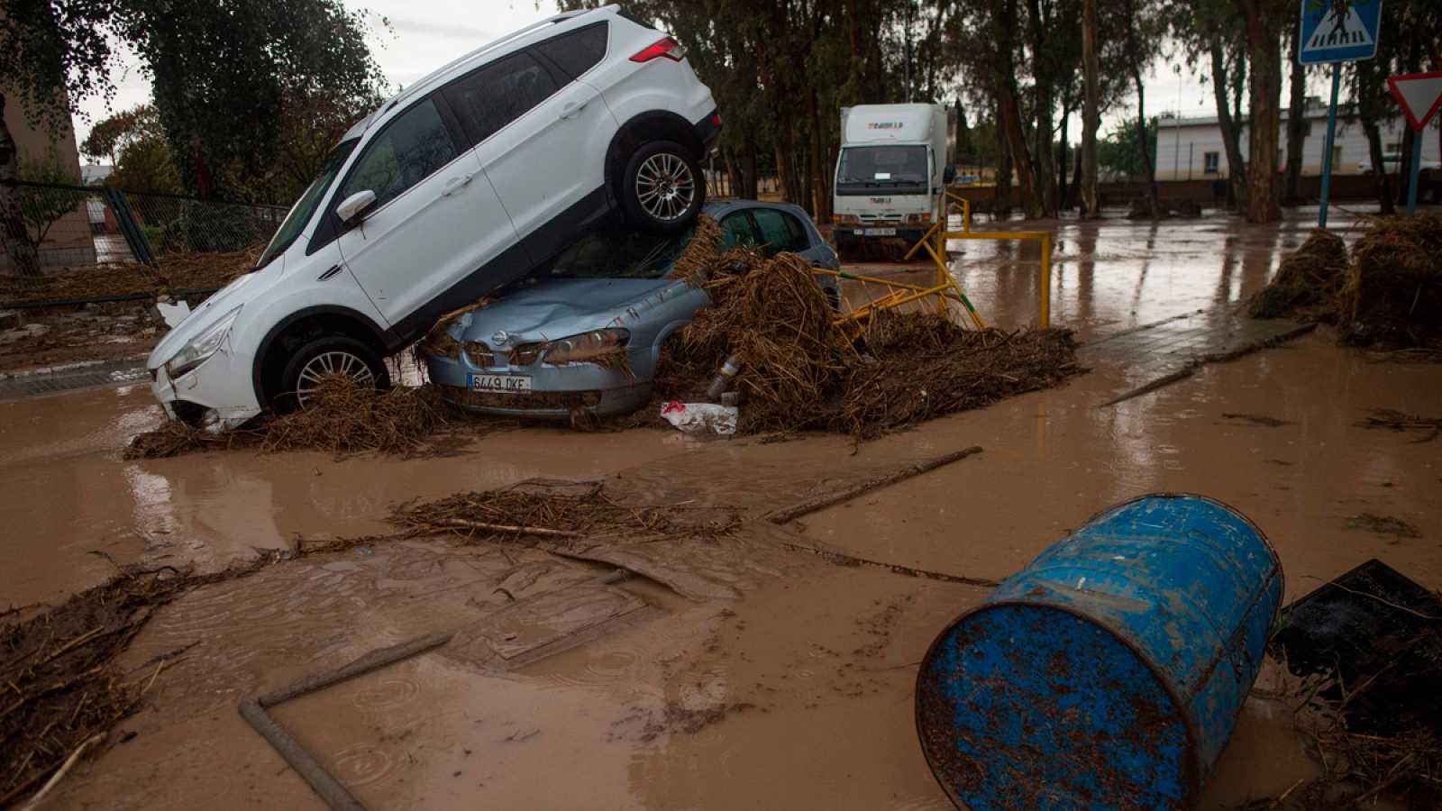 inundaciones gota fría Andalucía