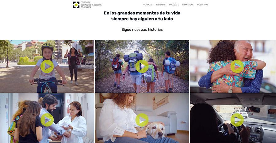 El Colegio de Mediadores de Seguros de Granada lanza su campaña 'En buena compañía'