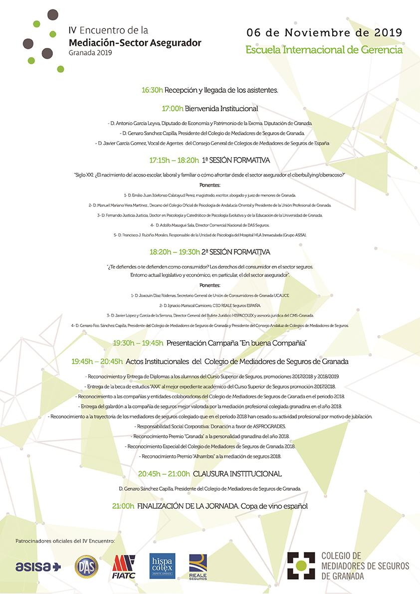 IV Encuentro de la Mediación-Sector Asegurador