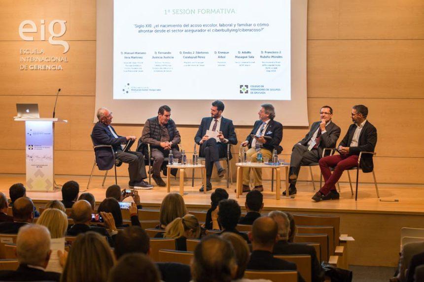 Fotos del IV Encuentro de la Mediación-Sector Asegurador de Granada