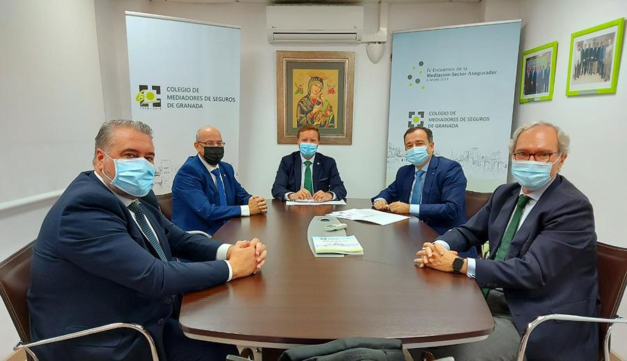 Renovación del acuerdo de colaboración con AXA Seguros