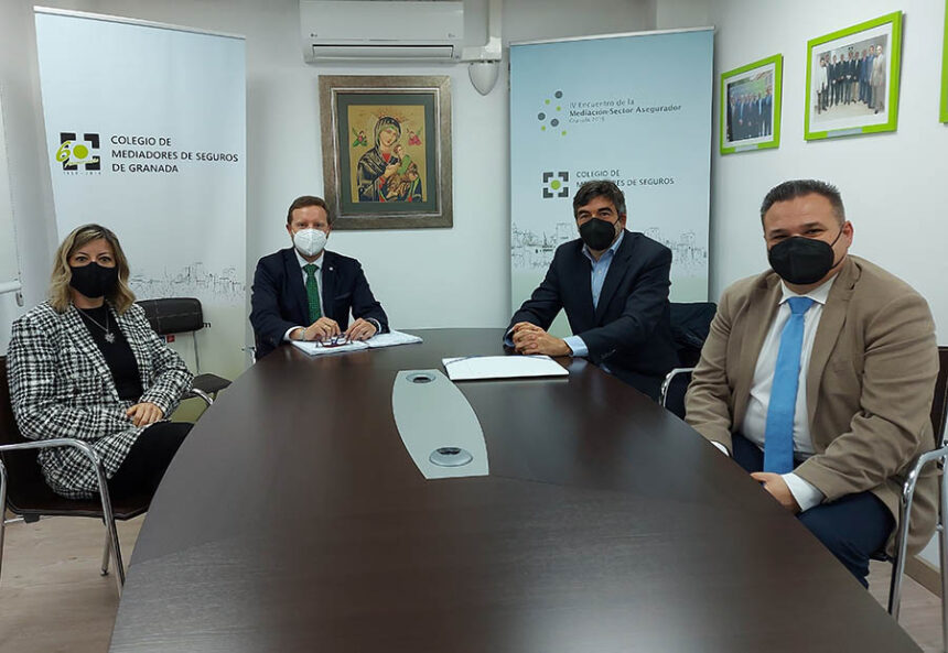 La unión entre el Colegio de Mediadores de Seguros de Granada y ASISA se mantendrá un año más