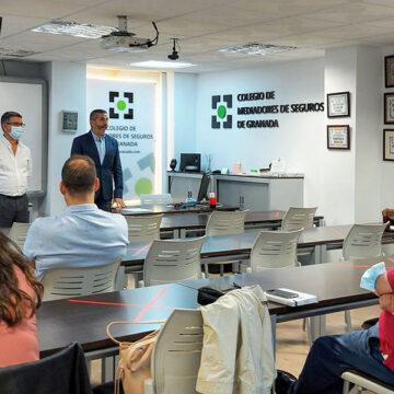 Comienza el XXVII Curso de Formación Superior en Seguros del Colegio de Mediadores de Granada